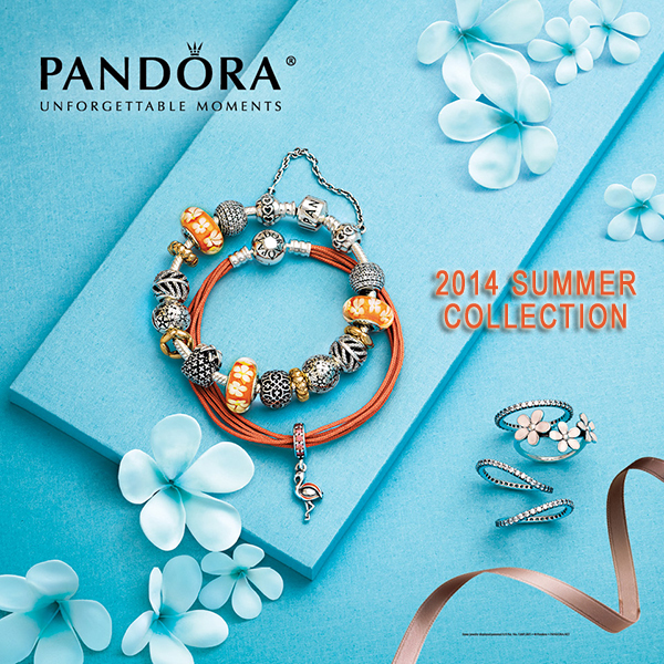 PANDORA: New Summer Collection – Now Available!